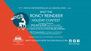 Roncy Reindeer Contest