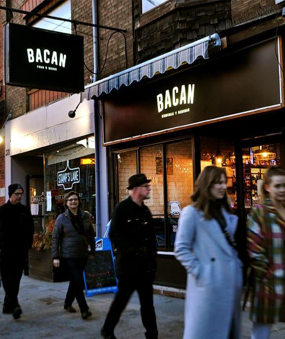 Bar Bacan