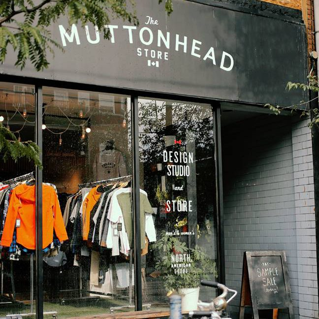 The Muttonhead Store