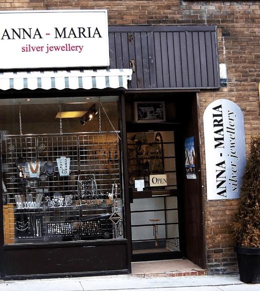 Anna – Maria Silver Jewellery