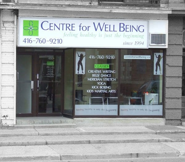 Centre for Well Being