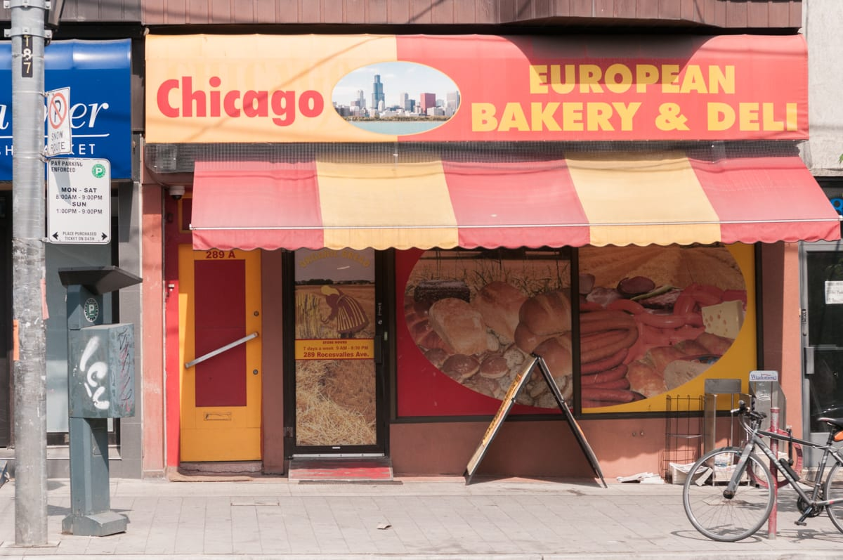 Chicago Bakery and Deli