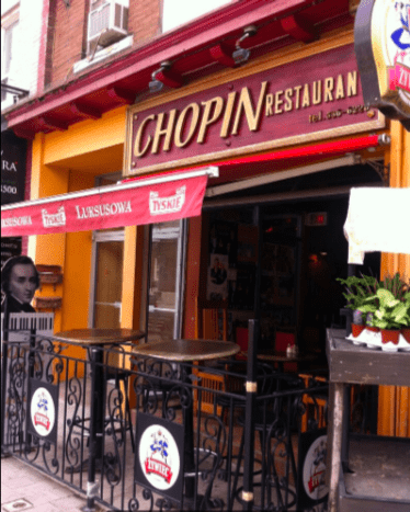 Chopin Restaurant