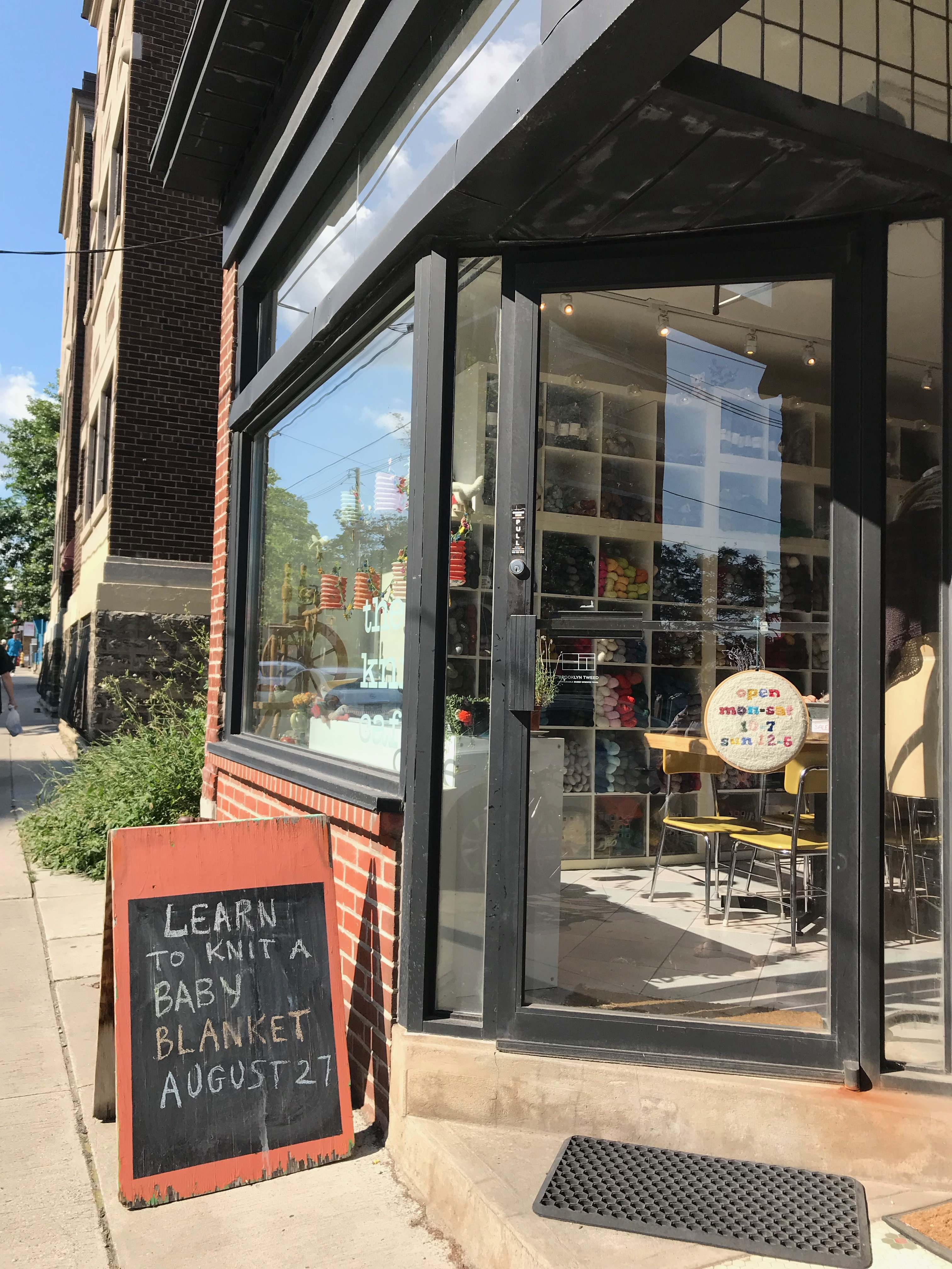 The Knit Café