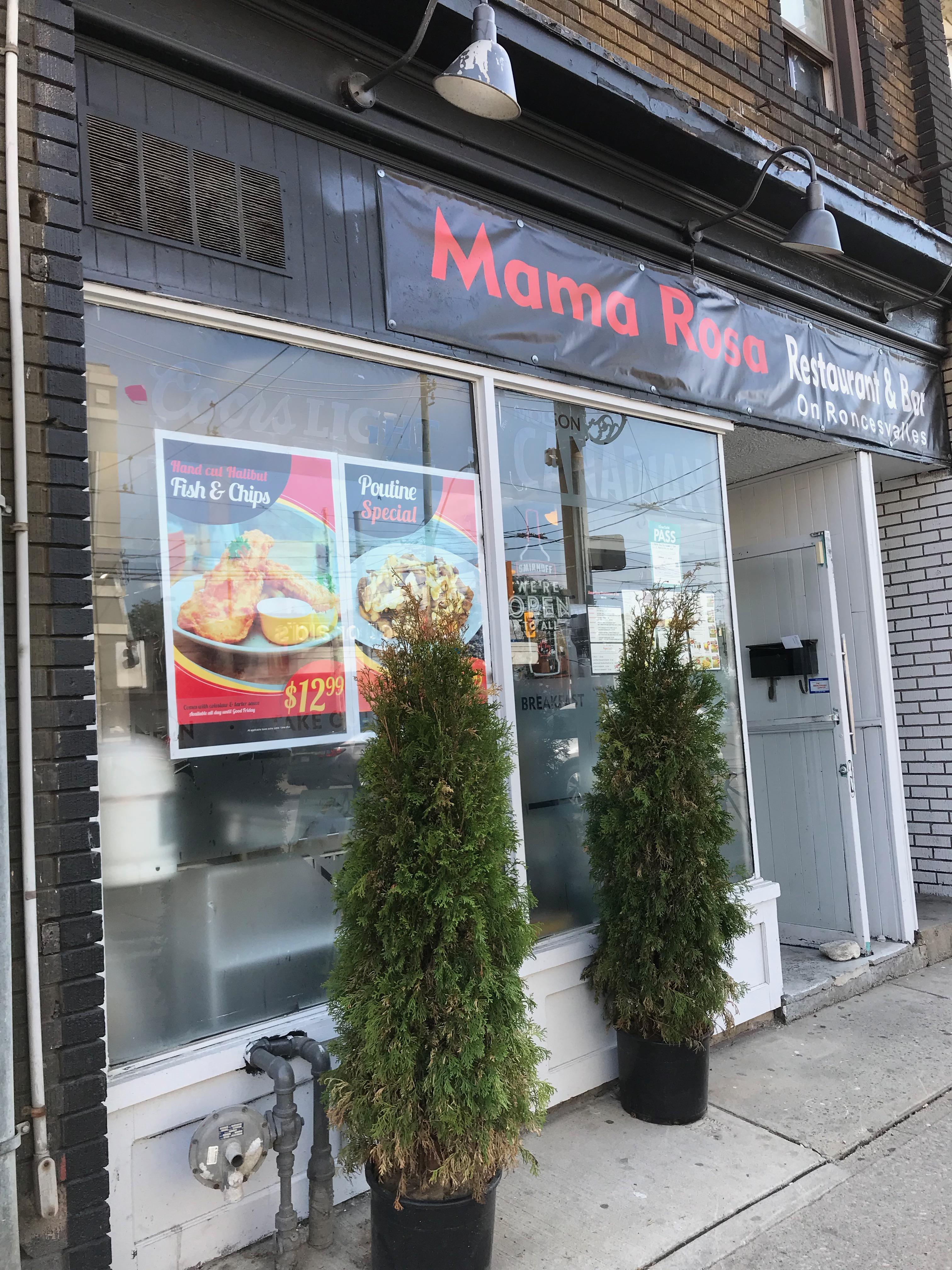 Mama Rosa Restaurant & Bar
