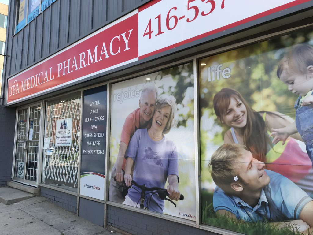 B & A Discount Drug Mart