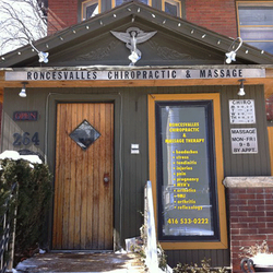 Roncesvalles Chiropractic and Massage Therapy