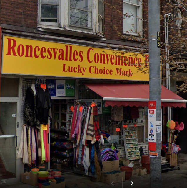 Roncesvalles Convenience Plus
