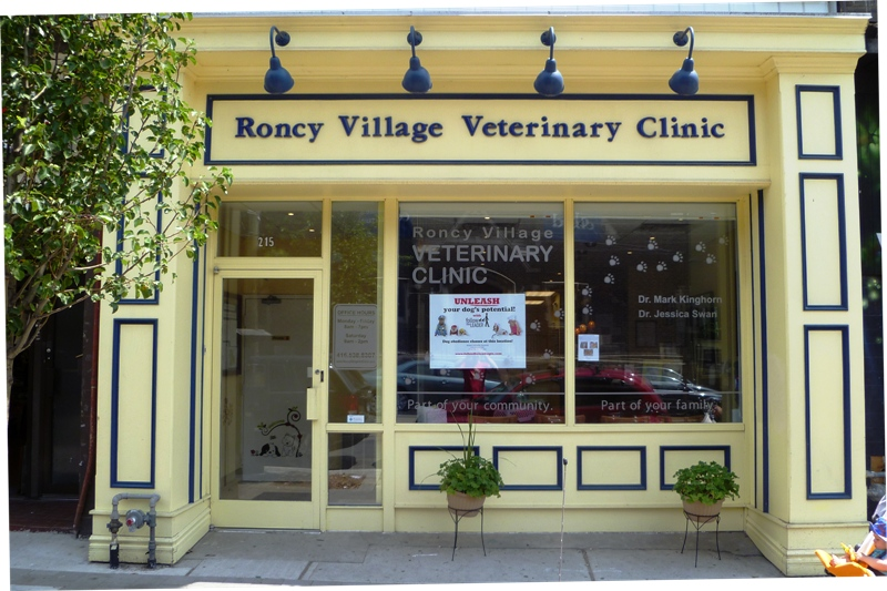 Roncy Village Veterinary Clinic