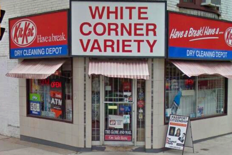 White Corner Variety