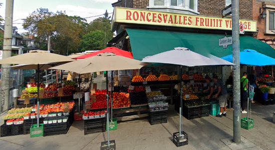 Roncesvalles Fruit Village