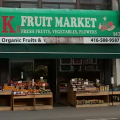 K. O. Fruit Market