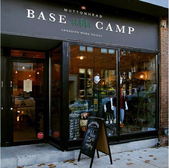 Muttonhead Base Camp