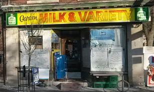 Garden Milk and Variety