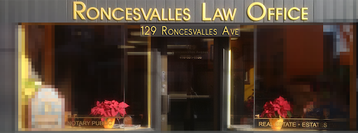 Roncesvalles Law Office
