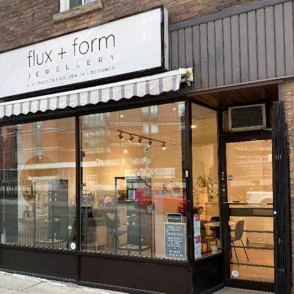 Flux + Form Jewellery