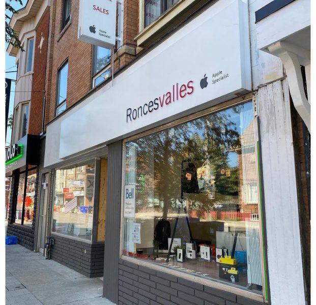Roncesvalles Apple Specialist