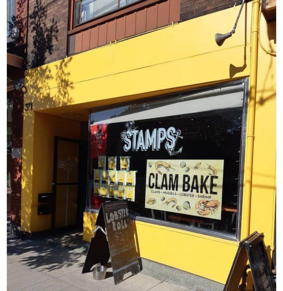 Stamp's Lane Restaurant